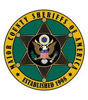 Major County Sheriffs of America Leadership Association Logo