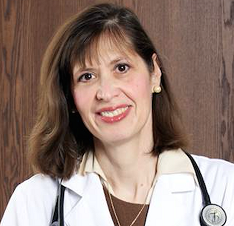 Image of Dr. Roxana Cruz, Director of Medical and Clinical Affairs for the Texas Association of Community Health Centers (TACHC)