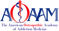 American Osteopathic Academy of Addiction logo