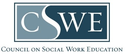 Council of Social Work Education logo